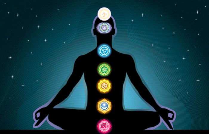7 chakras spirituellement