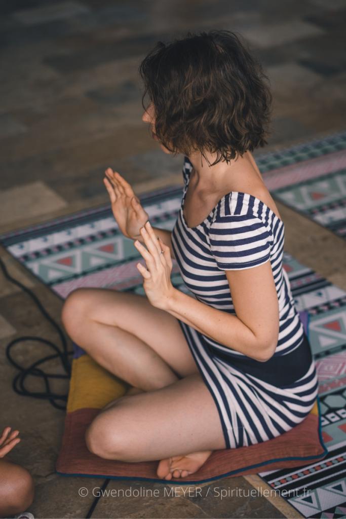 mediter tous les jours